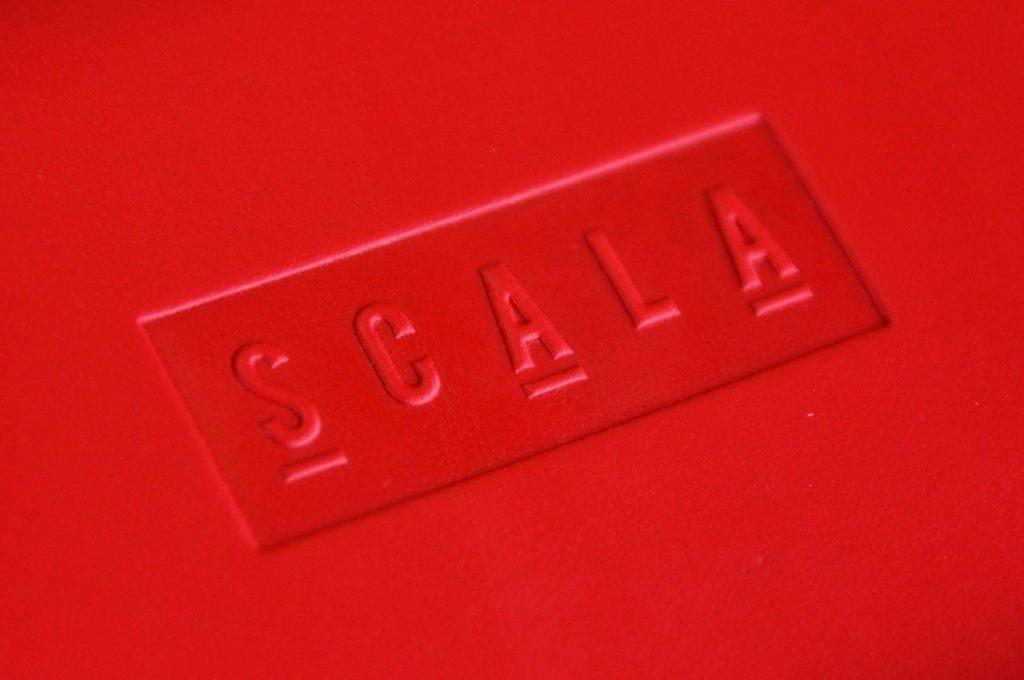 Scala – wszywki żakardowe i drukowane